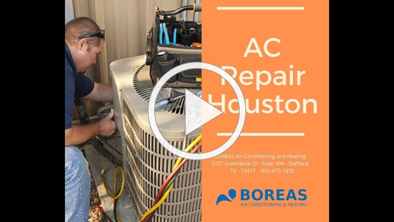 AC Repair Houston - BOREAS Air Conditioning and Heating