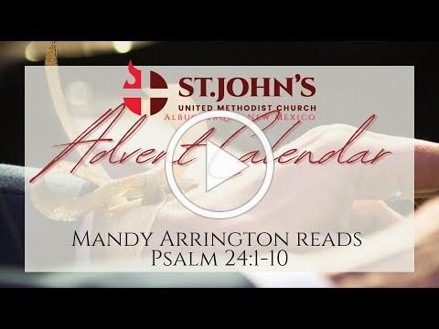 Mandy Arrington | St. John's Advent Calendar