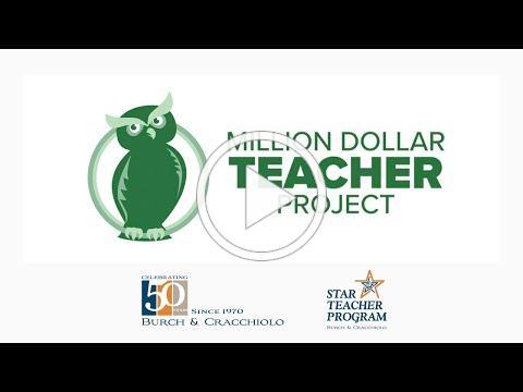 B&C's Thank a Teacher Virtual 5k