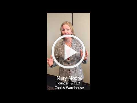 Mary Moore Women In Leadership ONE THING 10 19