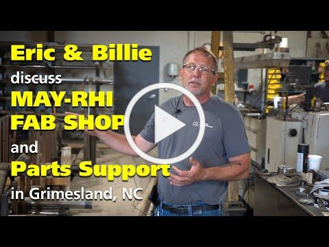 NED Talks EP2 Eric and Billie - Service and Parts