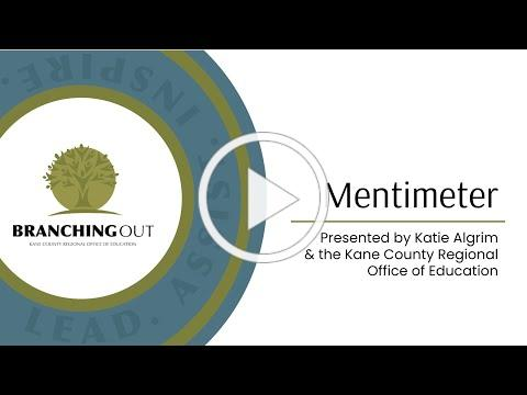Branching Out: Mentimeter