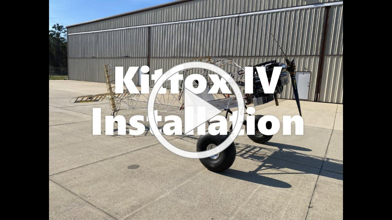 Kitfox IV Installation and Details ( A Closer Look)
