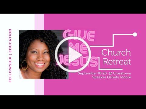 Church Retreat 2020 Promo