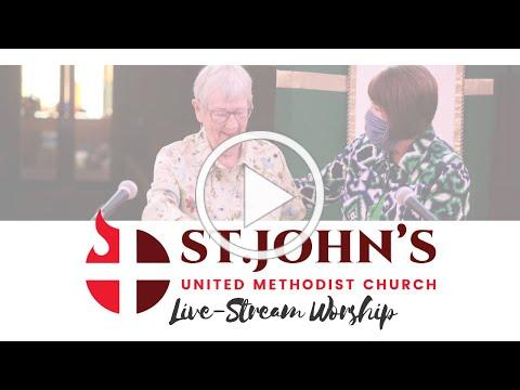 August 30, 2020   Sunday Morning Worship