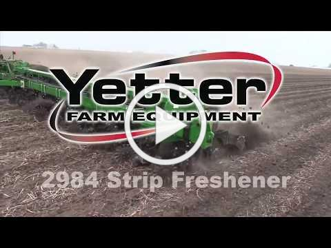 Get to know the Yetter 2984 Strip Freshener