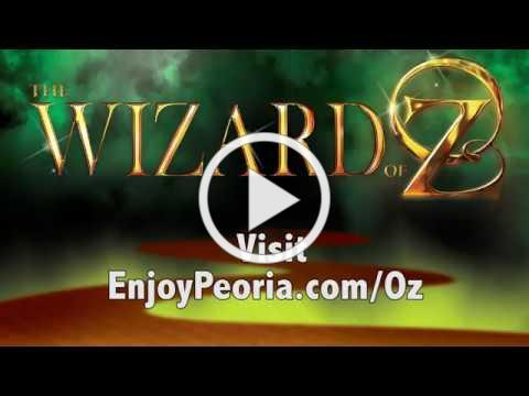 Wizard of Oz - Sweepstakes Package