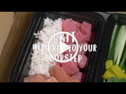 Sushi Livestream Promo