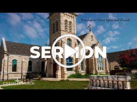 Sermon: December 6, 2020
