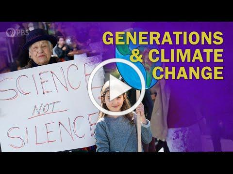 How Different Generations Talk About Climate Change | Hot Mess