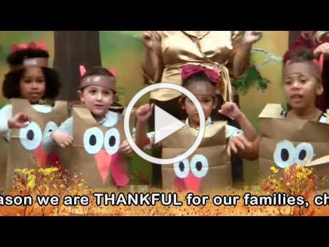Happy Thanksgiving from Dr. Day Care! 2017