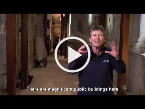 Magnificent building from Second Temple-period Jerusalem will be presented