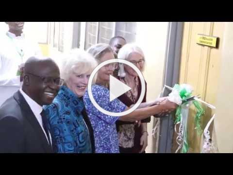Official Launch of AFREhealth Secretariat