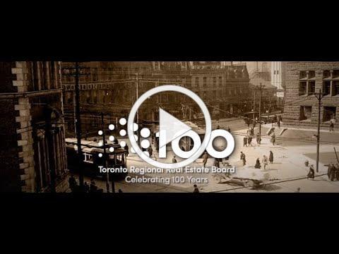 TRREB 100 Year Anniversary Video 1