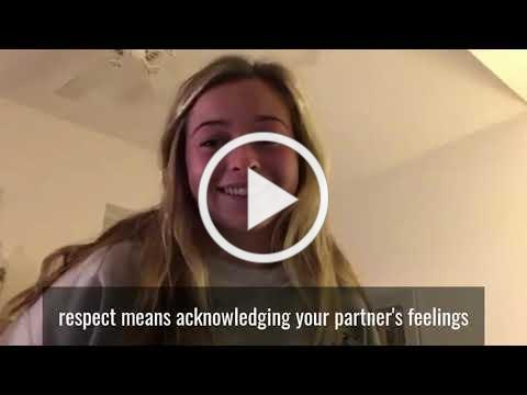 Teen Leaders Respect 1 Minute Captioned
