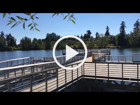 Wapato Lake New Dock