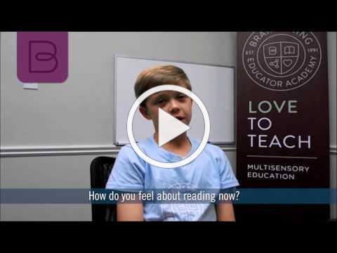 Dyslexia Has a Face: Matthew's Story