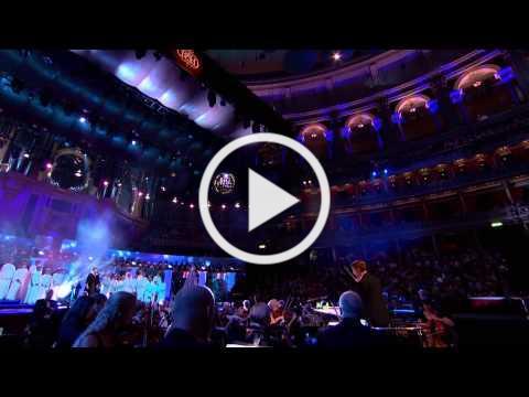 Susan Boyle at Royal Albert Hall - 'In The Bleak Midwinter'