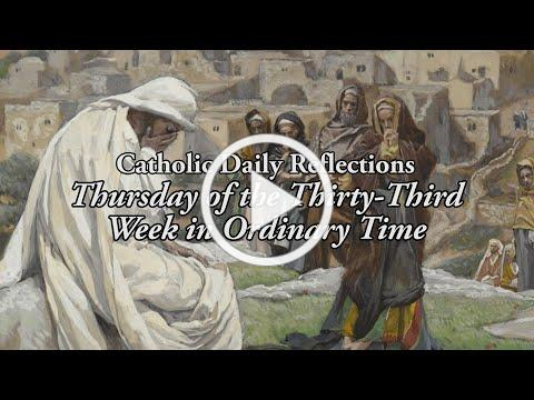 Jesus Wept - Thursday, November 19, 2020