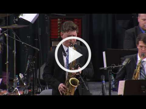 One O'Clock Lab Band: Kyle Myers -