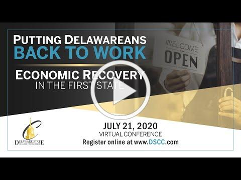Putting Delawareans Back to Work: Economic Recovery in the First State