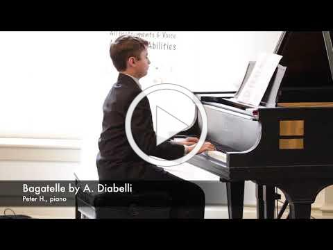2018 04 08 Student Recital Highlights