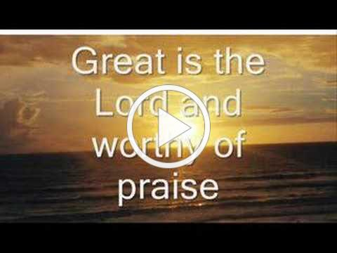 Michael W. Smith - Great is the Lord