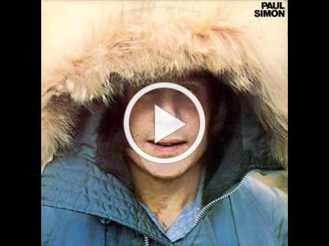 Paul Simon Track 5 - Armistice Day