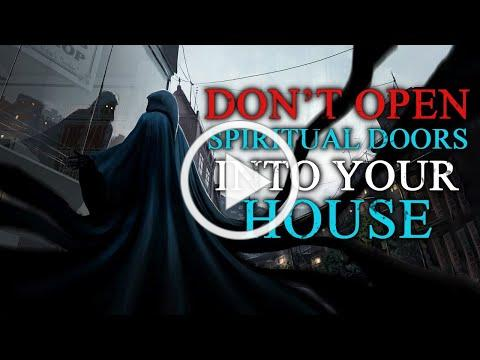 Objects In Your House Open Doors To The Spirit World | Spiritual House Cleansing II ᴴᴰ