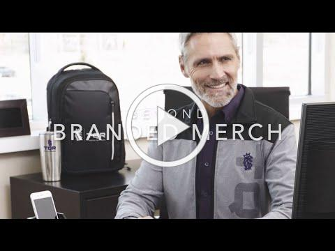 Beyond Branded Merch - QRG Solutions Book Intro