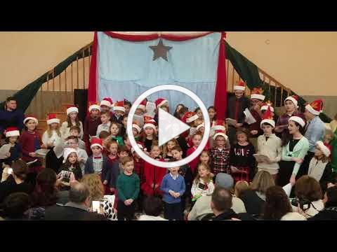 Din Don Dan, 2018 Christmas Village, Italian Language Program Presentation