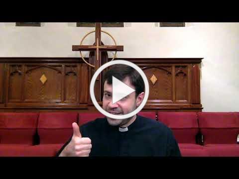 Children's Sermon for the Sixteenth Sunday after Pentecost - Sept 20