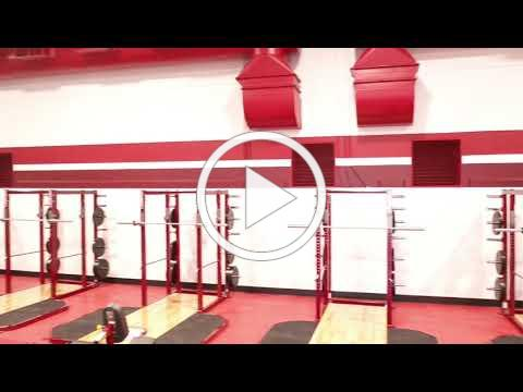 Modernized Godfrey Gym @CUSD
