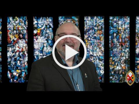 Moderator Richard Bott's Easter message for 2019