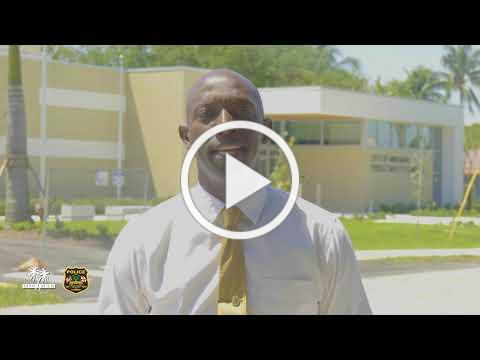 New Historic Miramar Public Safety Building | Mayor Messam