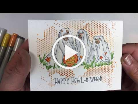Howl-O-Ween Stencil Omitting