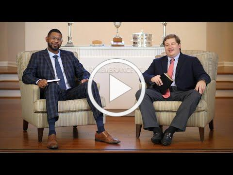 Morality, Character, & Leadership - Shan Foster & Clay Stauffer