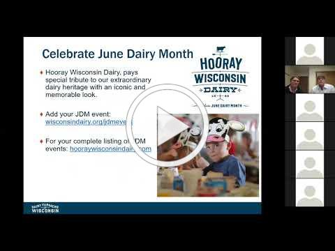 May Lunch and Learn - June Dairy Month - Dairy Farmers of Wisconsin