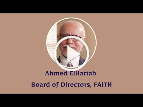 FAITH Board Member Ahmed ElHattab's Ramadan Message