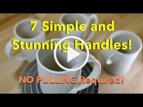 7 SIMPLE and STUNNING Handles!