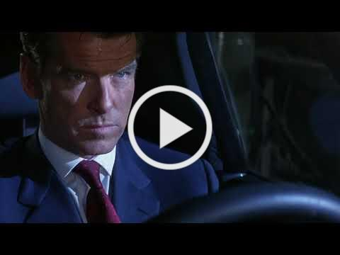 THE WORLD IS NOT ENOUGH | Bond is attacked by the buzz-saw-wielding helicopter