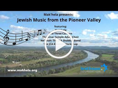 Mak'hela Presents - Jewish Music from the Pioneer Valley