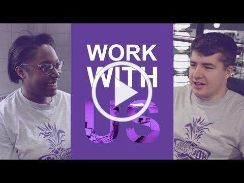 Work With Us | Akayla & Cooper