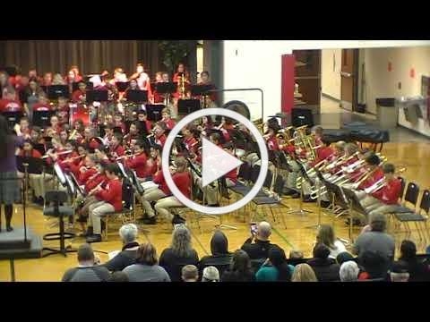 2018 LGMS Spring Band Concert - A