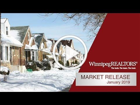 WinnipegREALTORS® January 2019 Market Update
