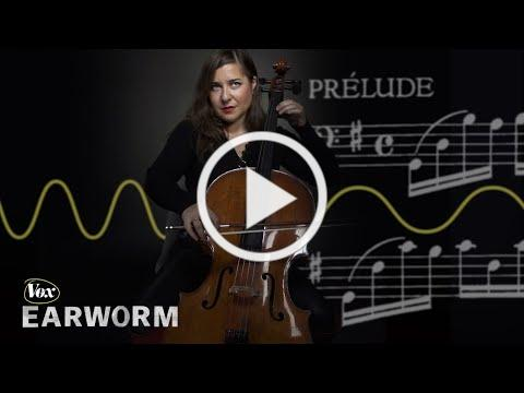 That famous cello prelude, deconstructed