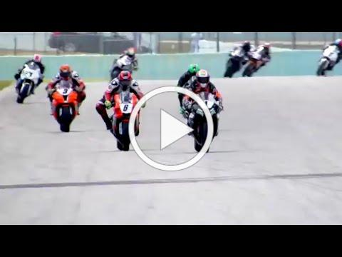 Motorcycle Racing: CCS at Homestead Miami Speedway - May 1st, 2016