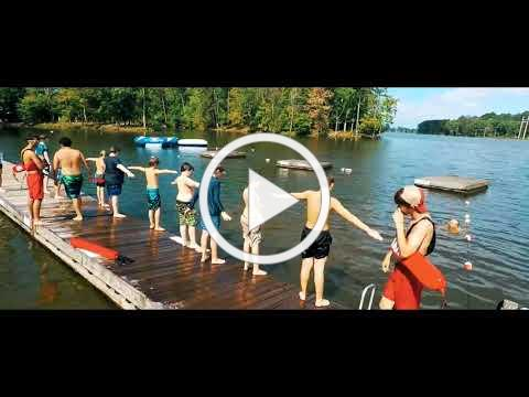 Camp Barstow Lake Murray SC Aquatics