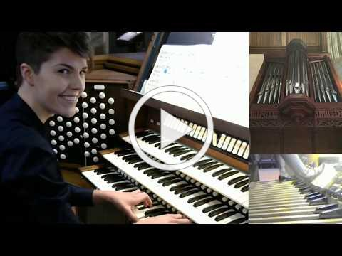 May 3, 2020: Online Pipes Alive! Recital - Michelle Horsley, organ