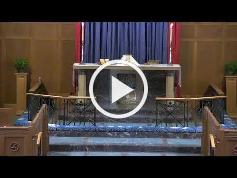 Holy Eucharist 2 14 21